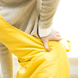 허리, 무릎 통증